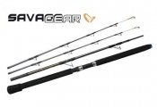 Savage Gear Nordic Big Game Travel 7, 210cm ->600g 30-70lbs Multiplie