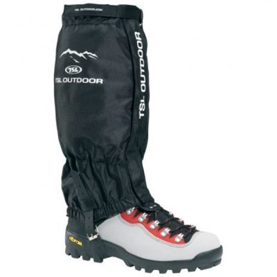 TSL Gaiters Black